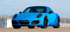 Тюнингованный Porsche 911 Carrera S оказался быстрее 911 GTS