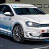 RevoZport подготовил тюнинг для электрокара VW e-Golf
