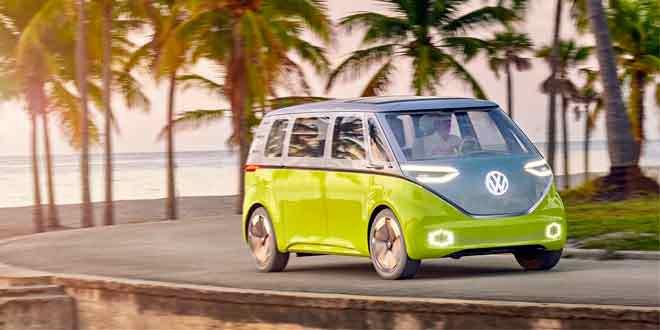 Совместное предприятие Volkswagen и JAC освоит электрокары