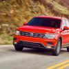 Озвучена цена 2018 Volkswagen Tiguan в США: от $25345