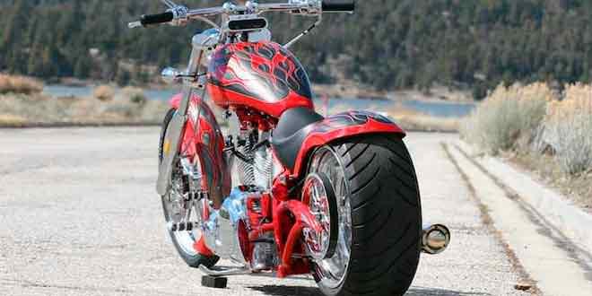 Custom Culture: американские мотоциклы в Украине