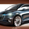 Audi A2 второго поколения. Неофициально от Pino Cazzetta