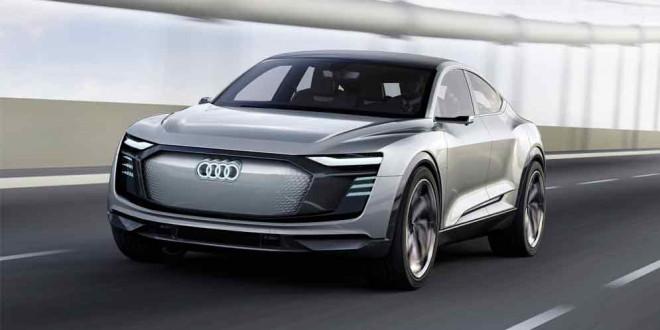 Серийная Audi E-Tron Sportback утверждена на 2019 год
