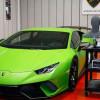 Компания Lamborghini открыла центр акустических испытаний