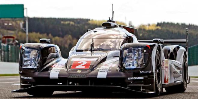 Экипаж Porsche выиграл марафон «24 часа Ле-Мана» 2017 года
