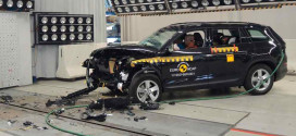 Новый Skoda Kodiaq прошел краш-тест Euro NCAP на 5 звезд