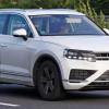 2018 Volkswagen Touareg замечен на дорожных испытаниях
