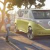 Выпустят серийный VW I.D Buzz: хиппи-бус XXI века ждем в 2022 г.