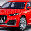 Рендер Audi Q4 как ответ будущей BMW X2. Только в 2019-ом