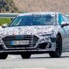 Новая Audi S7 замечена на тестах. Сменит мотор 4.0 на 2.9