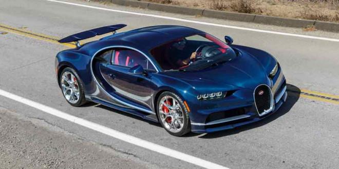 Следующий гиперкар Bugatti будет электрическим