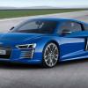 Audi планирует выпустить новый электрический суперкар