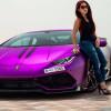 Фото дня: фиолетовый RevoZport Lamborghini Huracan Razmig