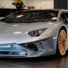 Последний Lamborghini Aventador SV сошел с конвейера