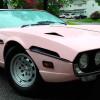 Lamborghini Espada: самый крутой розовый автомобиль в мире