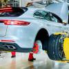 Универсал Porsche Panamera встал на конвейер в Лейпциге