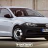 Самый дешевый Volkswagen Polo 2017 по версии X-Tomi Design