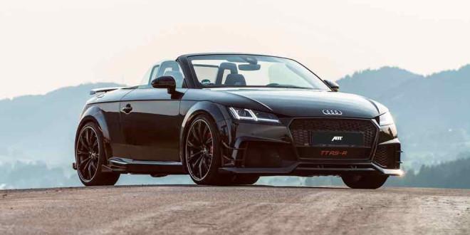ABT Sportsline прокачал Audi TT RS-R Roadster до 500 л.с.