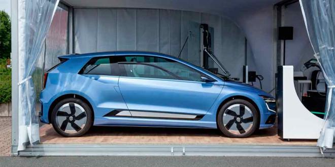 Электрический Volkswagen Gen.E Concept: превью будущего Golf
