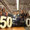 В Вольфсбурге с конвейера сошел 150-миллионный Volkswagen