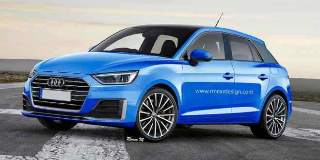 Новая Audi A1 будет быстрее чем прежде