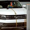 Volkswagen Atlas прошел краш-тест IIHS. Почти отлично