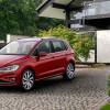 Субкомпактвэн Volkswagen Golf Sportsvan обновился на 2018 год
