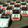 Слет старых полицейских Porsche в Нидерландах