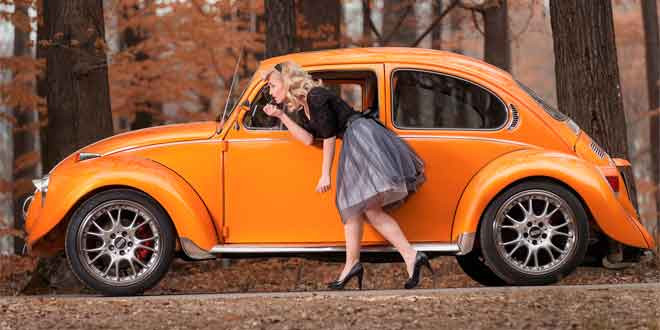 Женщины и автомобили