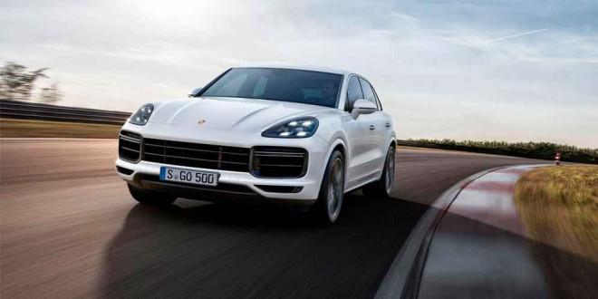 Новый Cayenne Turbo: Porsche 911 в мире внедорожников