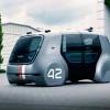 Самоуправляемый автомобиль Volkswagen запустят в 2021 году