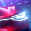 Новые тизеры Volkswagen I.D. Crozz Concept перед IAA 2017
