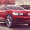 Электрокроссовер VW I.D. Crozz II Concept прибыл на IAA-2017