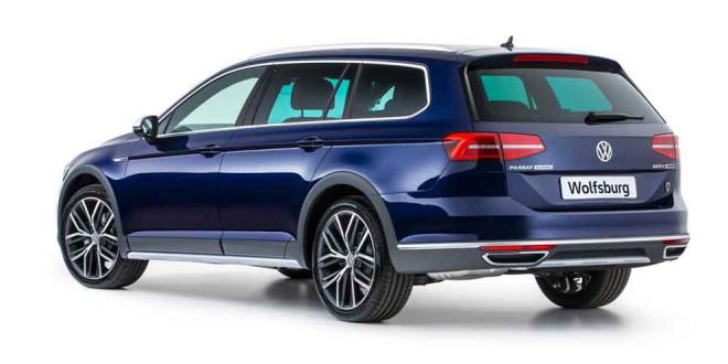 В Австралию прибыл 2018 VW Passat Alltrack Wolfsburg Edition
