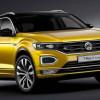 Volkswagen T-Roc R-Line показали во Франкфурте