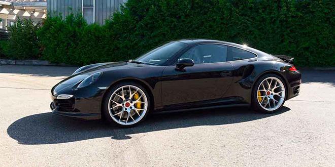 Gemballa Porsche 911 Turbo S: монстр-тюнинг до 828 л.с.