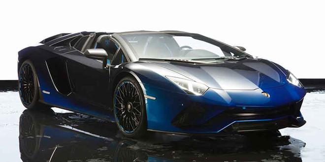 5 особых родстеров Lamborghini Aventador S: только для Японии