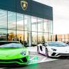 Lamborghini открыла новые шоу-румы в Северной Америке