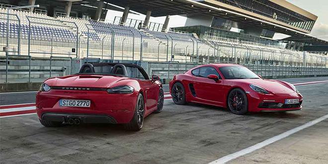 Самый дорогой 2018 Porsche Boxster 718 GTS стоит $145 545