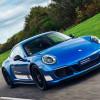 Новый Porsche 911 Carrera 4 GTS получил спецверсию в Англии