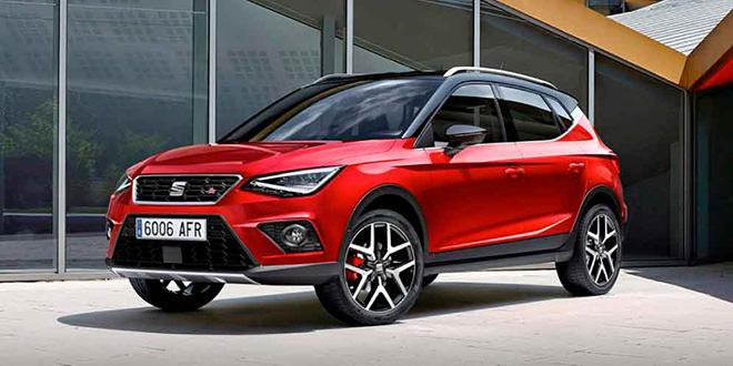 Известна цена 2018 SEAT Arona в Европе. Старт продаж