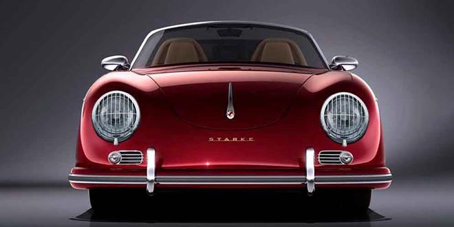 Stärke переделает ваш Boxster в ретро Porsche Speedster