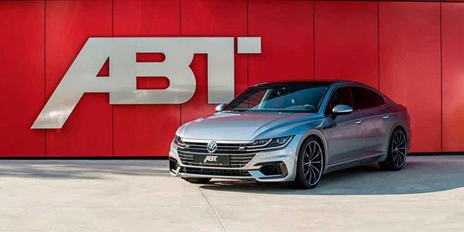 Ателье ABT Sportsline подготовило тюнинг Volkswagen Arteon