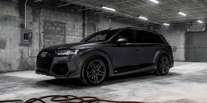 Новая ABT Audi Q7 Limited Edition: выпустят только 10 штук