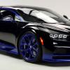 Чёрно-синий Bugatti Chiron доставлен покупателю в США