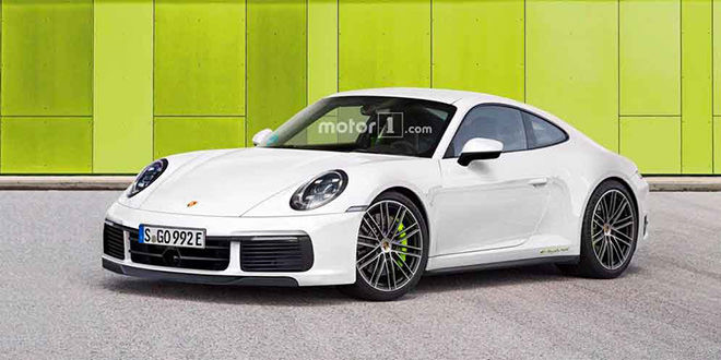 Электрический Porsche 911 отложен как минимум на 10 лет