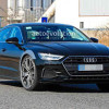 Следующая Audi RS7 впервые замечена на дорожных испытаниях