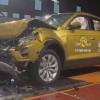 VW Polo и T-Roc набрали по 5 звезд в краш-тесте Euro NCAP