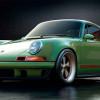 Singer вывел классический Porsche 911 на новый уровень