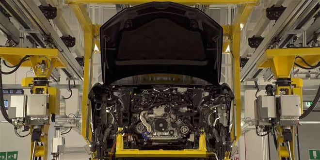 Начато производство Lamborghini Urus. Премьера в декабре